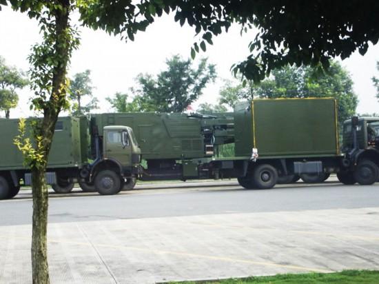 震撼:中国多层反导防御体系震撼曝光