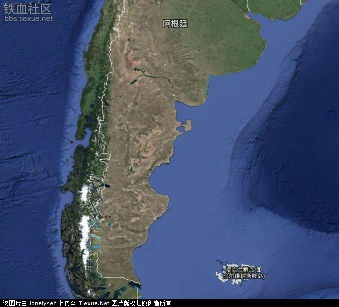 中国为何罕见挺阿根廷马岛主权