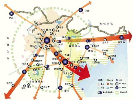 北京:中国唯一一个国家定位建设世界城市(全球城市)的