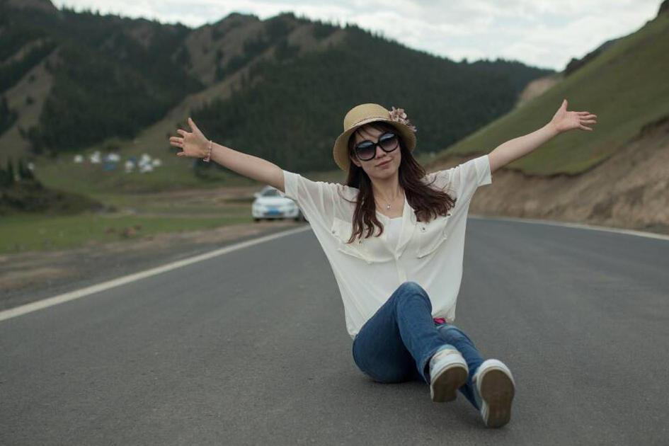 【转载】西域美女:爱笑,爱生活(2)