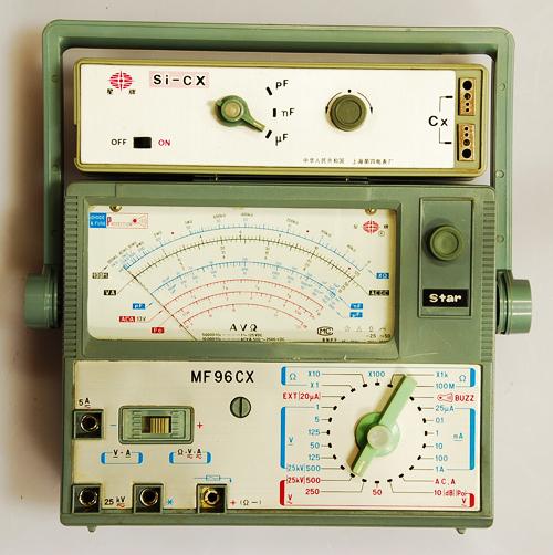描述:mf96cx万用电表