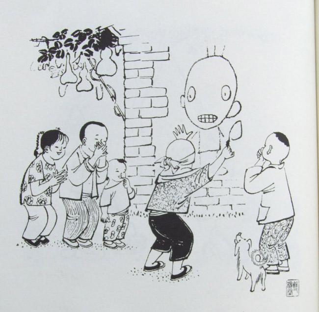 民间游戏简笔画_民间游戏简笔画画法图片