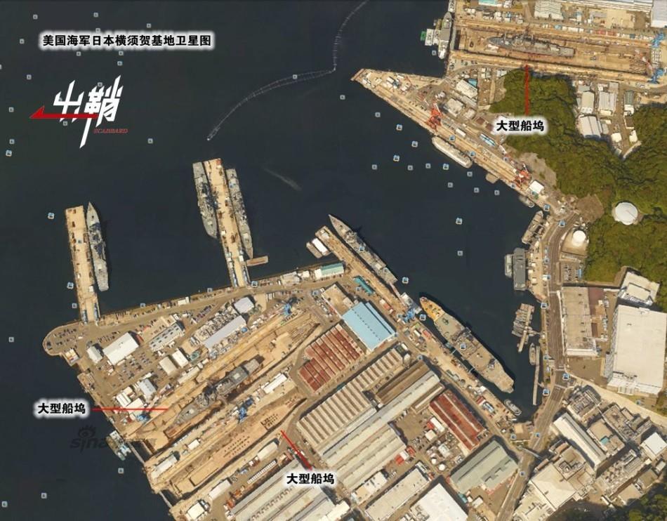 三亚军事基地_外媒称三亚建航母基地外媒三亚航母