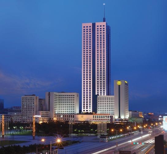中国酒店之都 东莞厚街镇