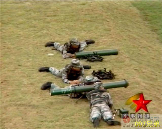 解放军单兵武器威力大