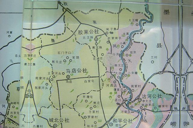 简州新城规划图周家乡-胶州的 功夫市街