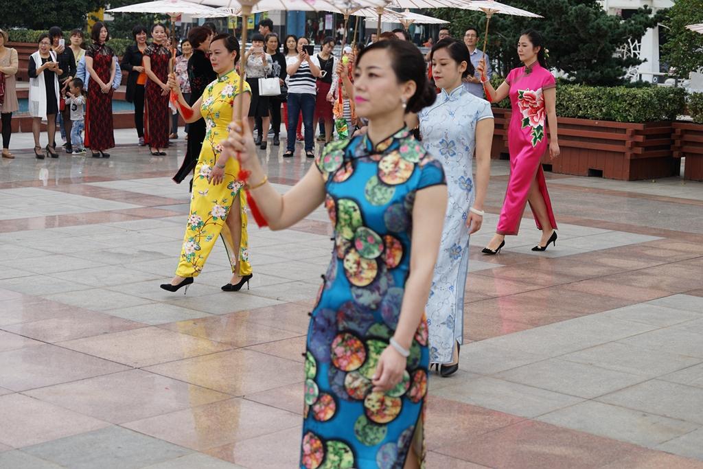 旗袍是中华民族最优秀的服装图片