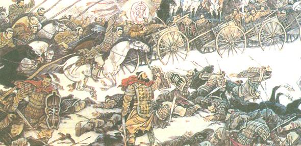 临江仙 读《左传.曹刿论战》感怀 张子耀