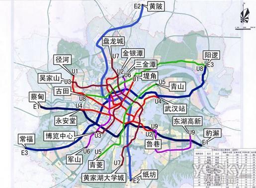 """目前,武汉离建设""""大武汉,国家中心城市""""还有多远?"""