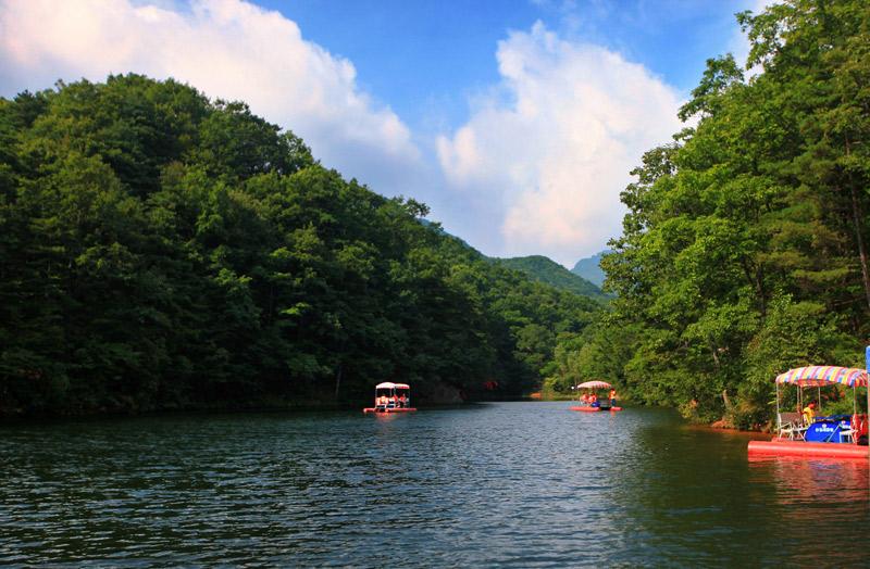 嵩县旅游景点大全