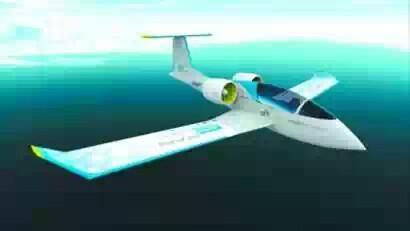 """首飞曾在2013巴黎航空展上展示过的,""""小蟋蟀""""(cri-cri)电动飞机的改进"""
