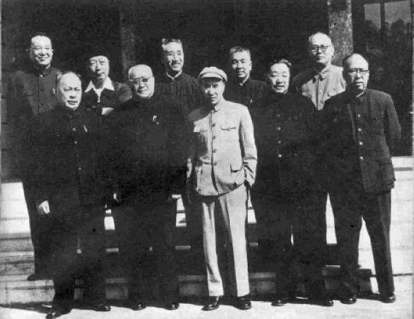中国十大元帅之死_元帅之死电影《新中国十大元帅之死》毛泽东