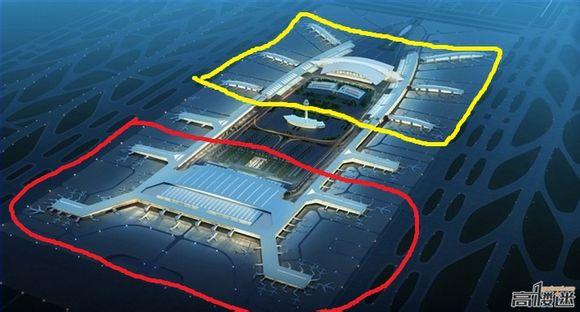 详细解读广州白云机场T2航站楼(转帖)