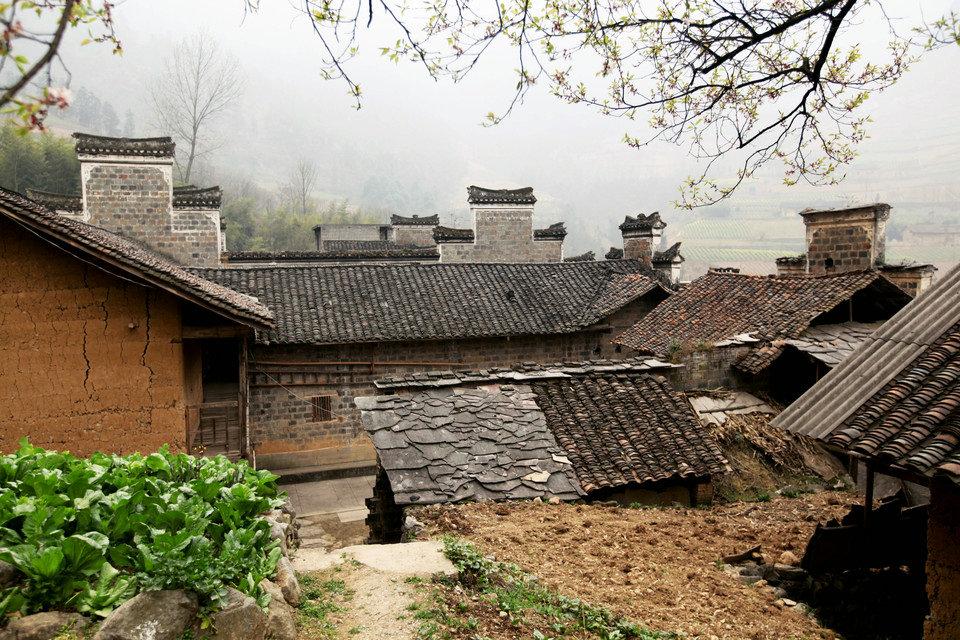 砖木结构仿宋民居