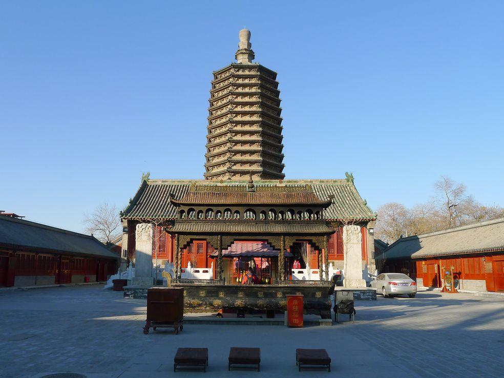 老北京城的故事【四十七】 - 老顽童 - 与君初相识,犹如故人归。