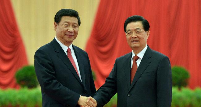 胡锦涛在十八大一中全会的即席发言 - 德财兼备 - 德财兼备的博客