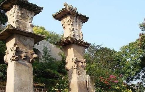 """标题:【发现重庆之美】寻访重庆""""国宝级""""古建筑遗迹"""