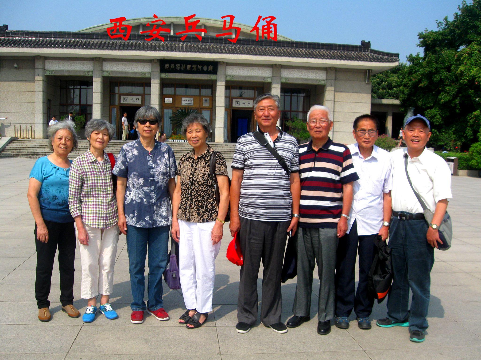 同学高中参观宁夏、西安、固原洛阳(六):畅游西为什么高中图片