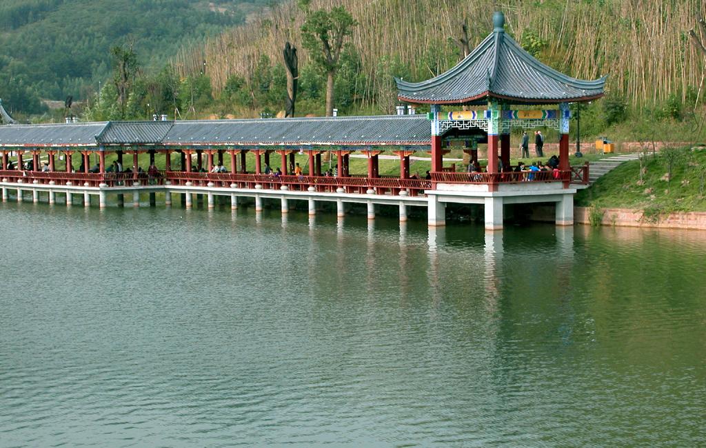 重庆永川神女湖