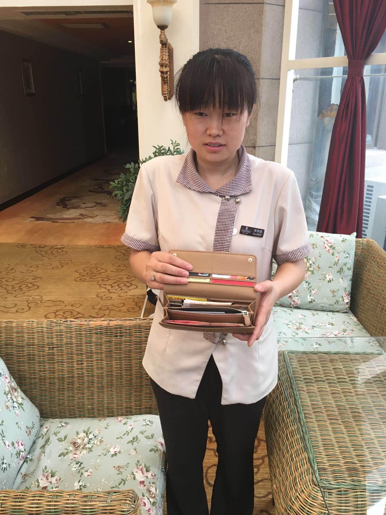 咸阳红螺湾假日集团酒店又是好人好事