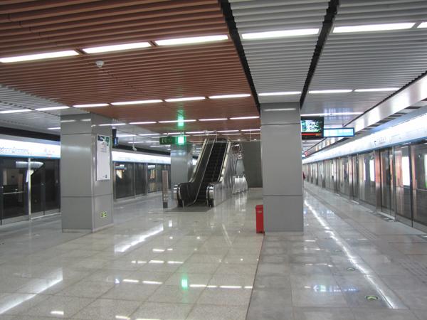 地铁新线路体验之二 大兴线 房山线运转报告图片