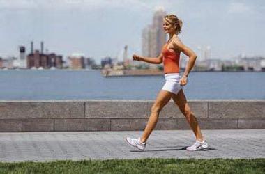 1種走路姿勢讓你多活10年圖片
